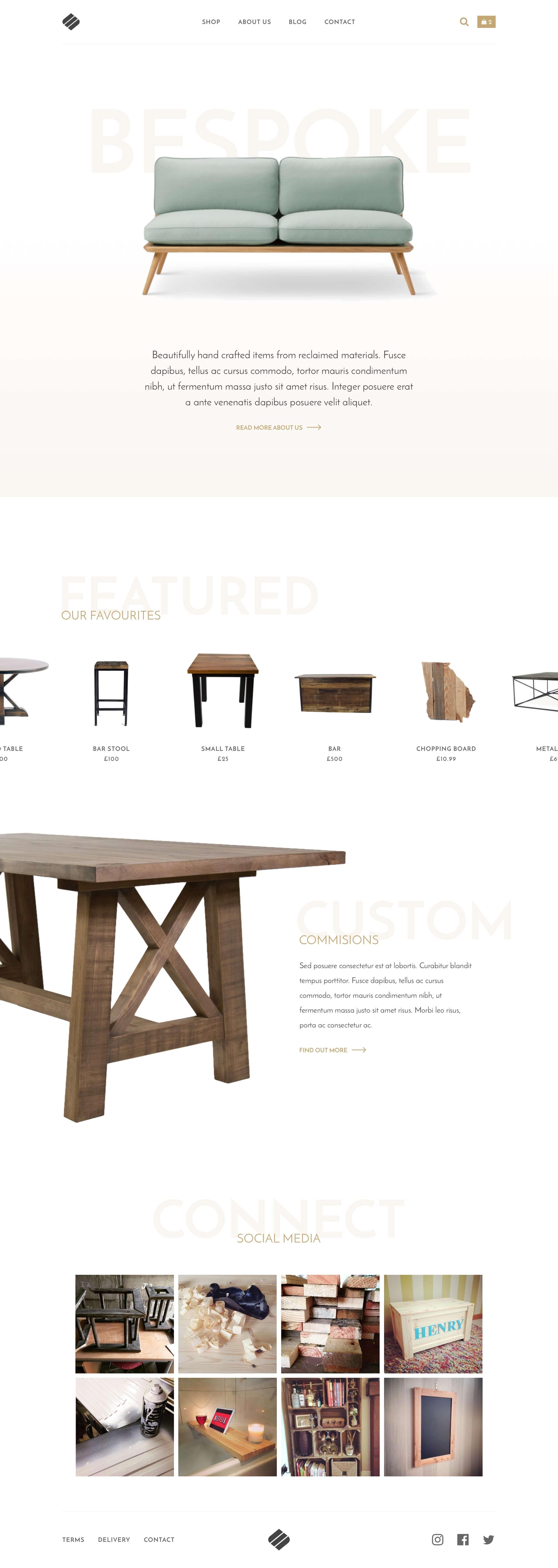 The Nuumi homepage