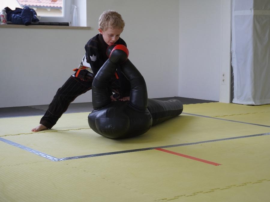 Brazilian Jiu Jitsu (BJJ) für Kinder ab 6 Jahren