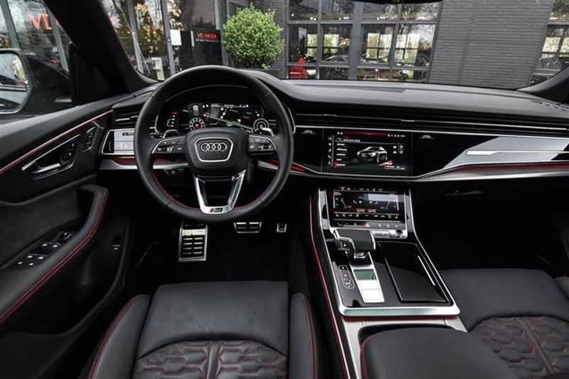 Audi RS Q8 DYNAMIC PLUS+PANO.DAK+MASSAGE+23INCH NP.255K afbeelding 17