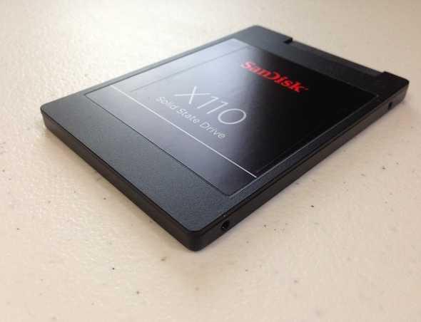 SSD op tafel