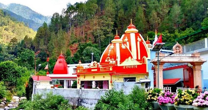 Kumaun Temple