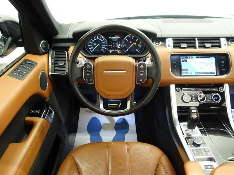 Land Rover Range Rover Sport 3.0 TDV6 259pk HSE Dynamic 7pers- Panoramadak, Leer, Softclose, Full afbeelding 8