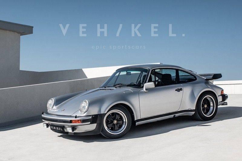 Porsche 911 930 3.3 Turbo Coupé // uitzonderlijk mooie staat afbeelding 1