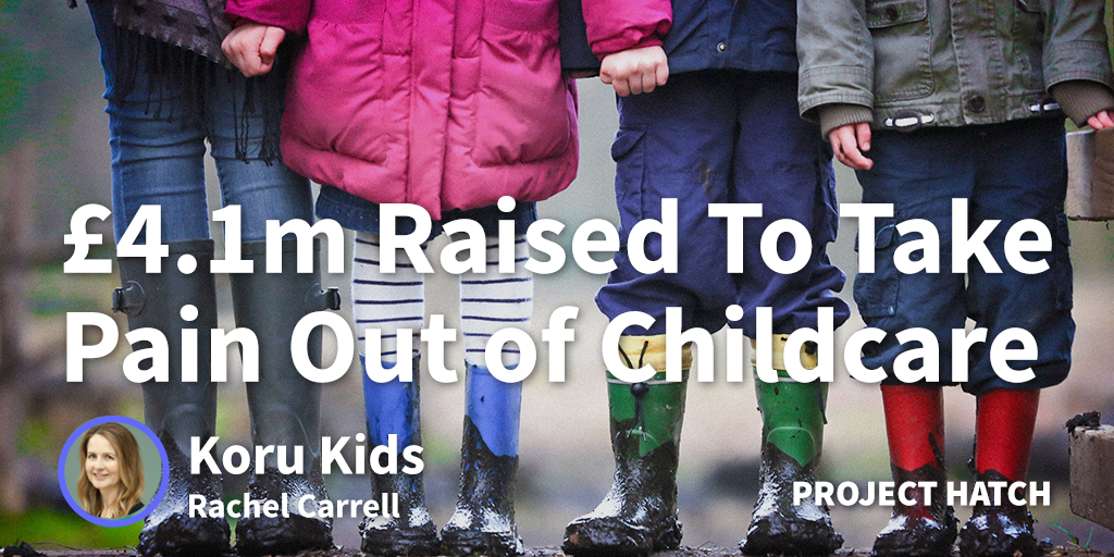Koru Kids Rachel Carrell