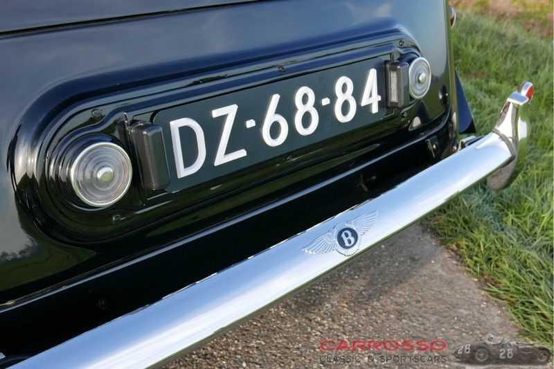 Bentley MARK VI Sports Saloon 4.25 Litre afbeelding 14