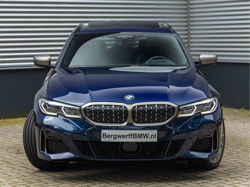 BMW 3 Serie Touring M340i xDrive Individual - Head-up - ACC - Harman Kardon - Panorama afbeelding 5