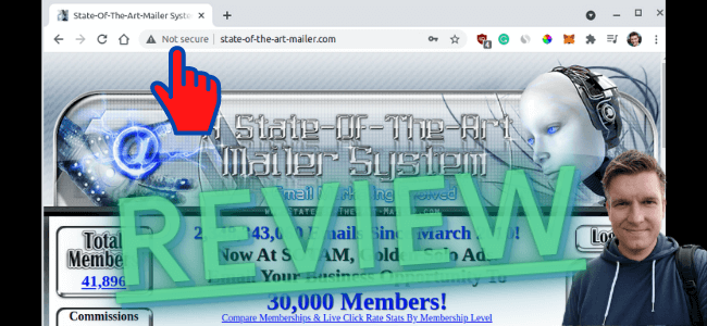 State Of The Art Mailer Review