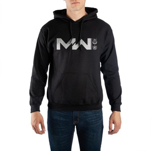 Call of Duty Modern Warfare Video Game Mens Black Hoodie