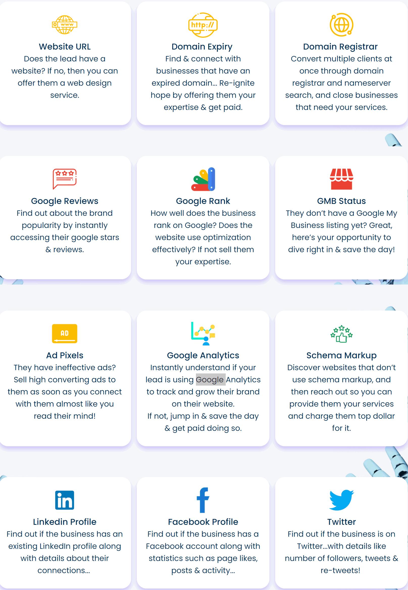 clientfinda-features