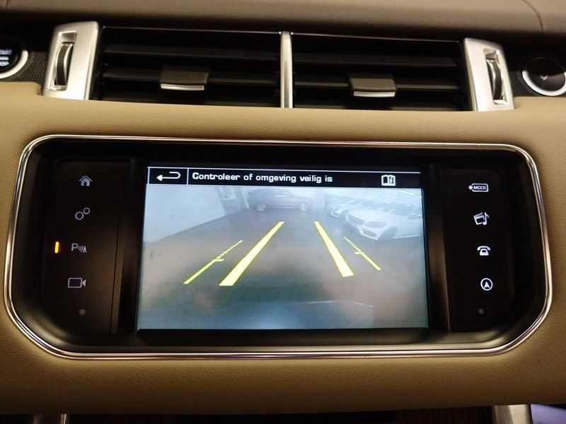 Land Rover Range Rover Sport 3.0 TDV6 259pk HSE Dynamic 7pers Autom- Panodak, Leer, Camera, Memory, Full! afbeelding 4