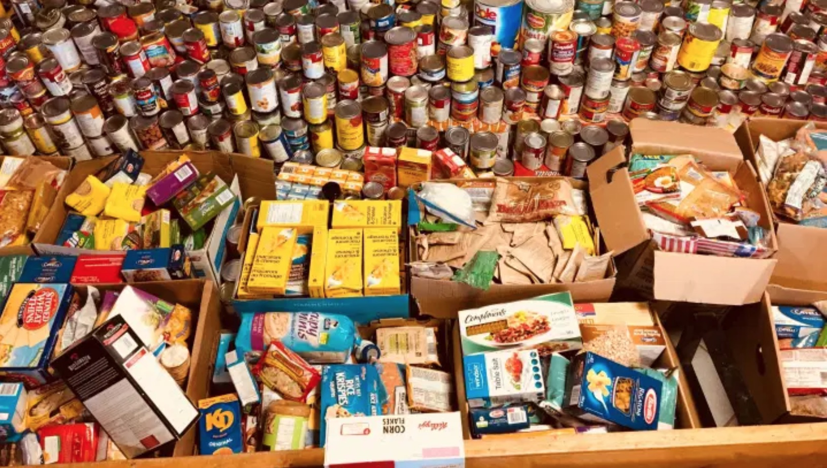 Food Resources in Boston