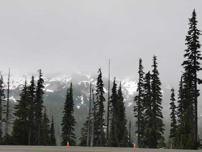 Le mont rainier