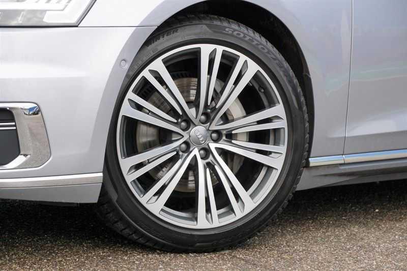 Audi A8 50 TDI quattro Pro Line Plus / B&O / ACC / Side & Lane Assist / Head-Up / Nieuwpr: 168.000,- afbeelding 5
