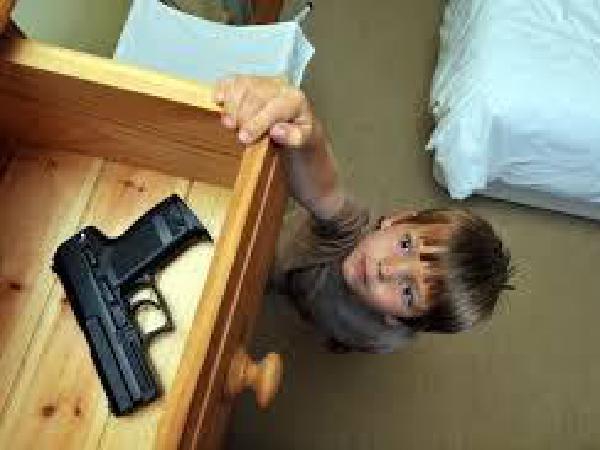 매년 총기사고로 어린이 1300명 숨져