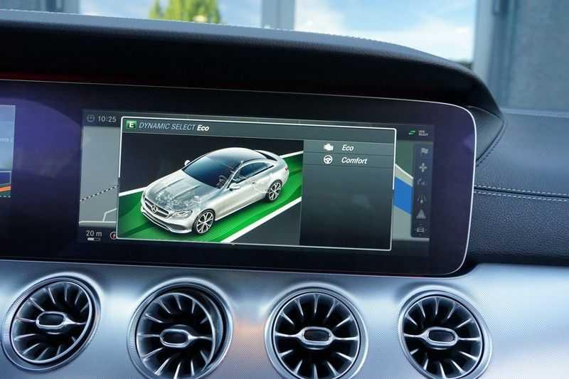 Mercedes-Benz E-Klasse Coupé 200 Premium Plus AMG, Pano, Burmester afbeelding 14