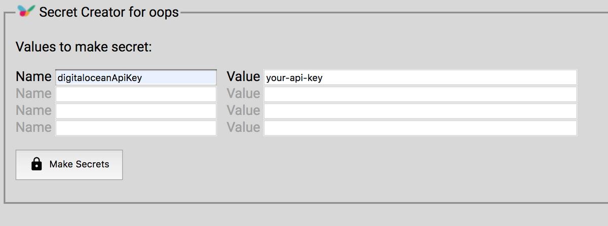 slack serverless app secure code