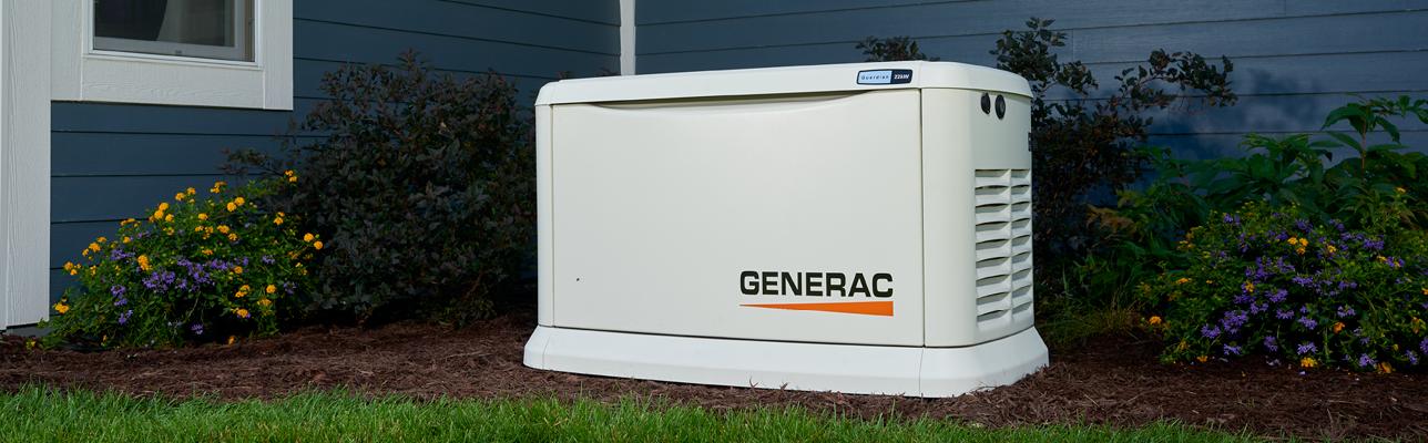 Generac Backup Generators service
