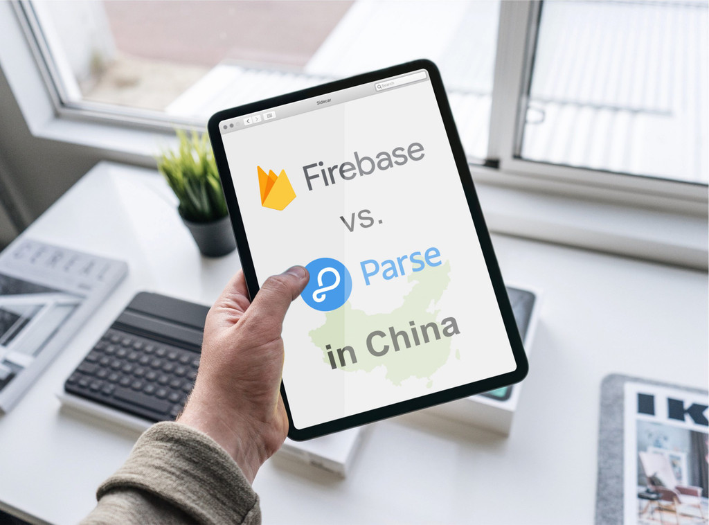 firebase parse server