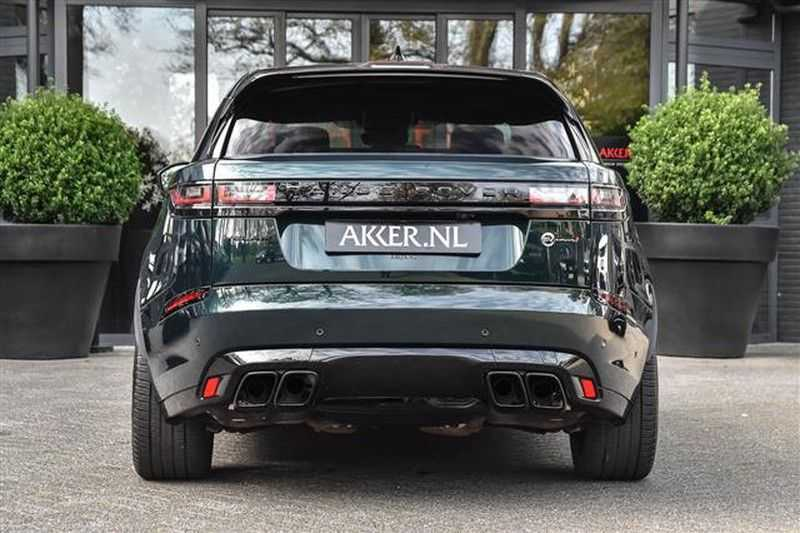 Land Rover Range Rover Velar 5.0 SVAUTOBIOGRAPHY DYNAMIC HEADUP+MULTIMEDIA afbeelding 25