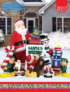 General Foam Plastics Christmas 2017 Catalog.pdf preview
