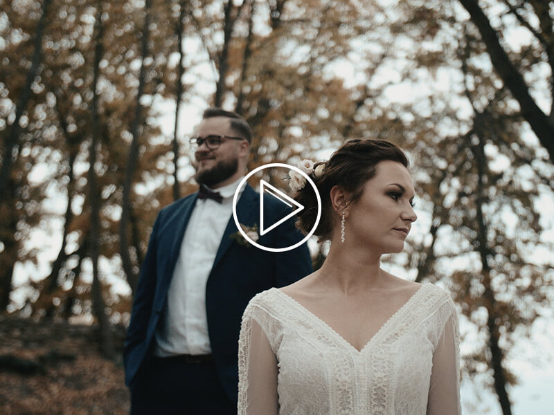 Kinga a Miroslava svatební video