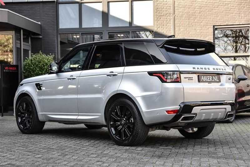Land Rover Range Rover Sport P400E HSE DYNAMIC BLACK PACK+PANO.DAK NP.127K afbeelding 15