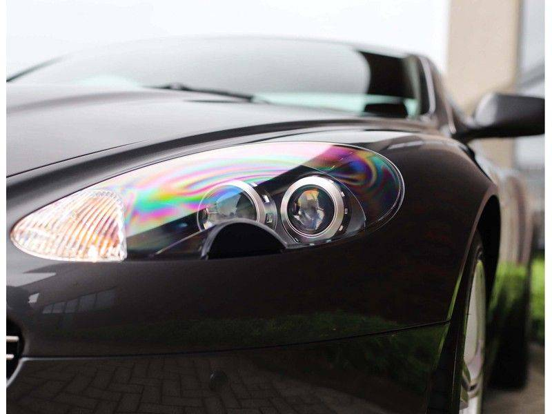 Aston Martin DB9 5.9 V12 *450 PK*Perfecte staat* afbeelding 17