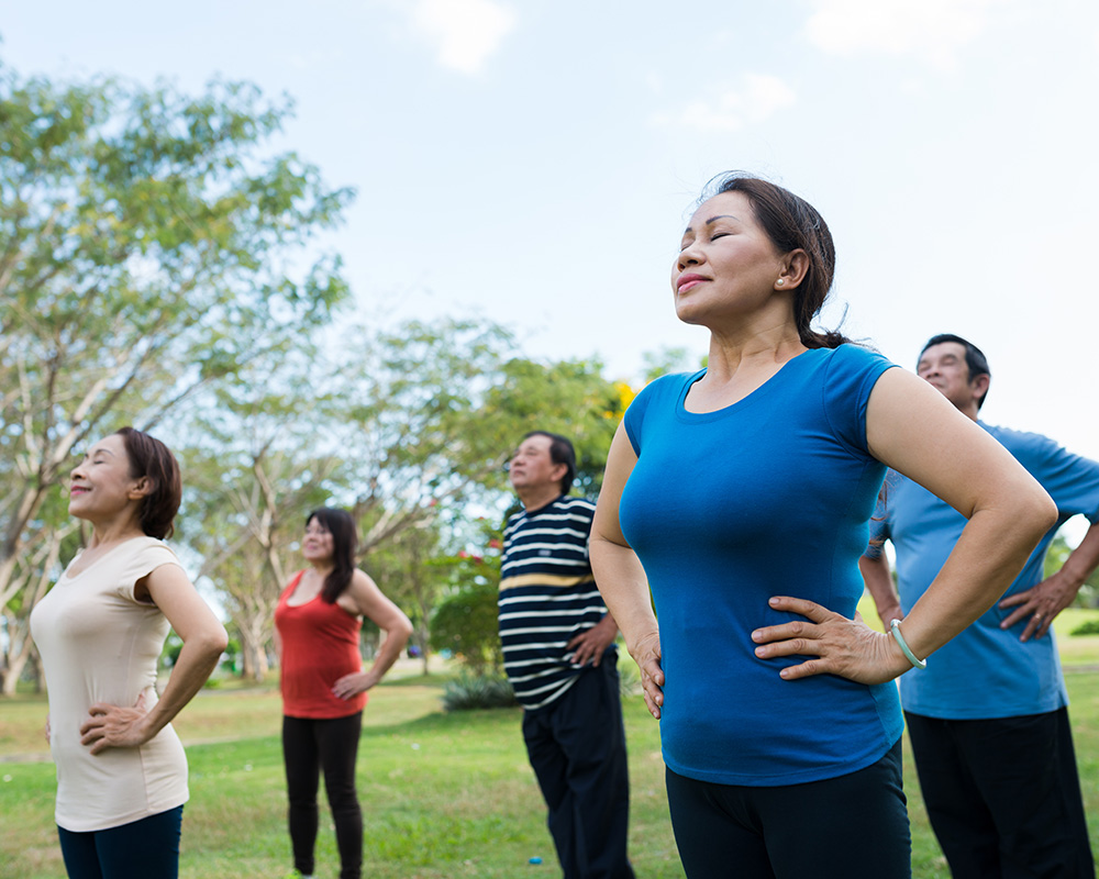 The Power of Gentle Exercise