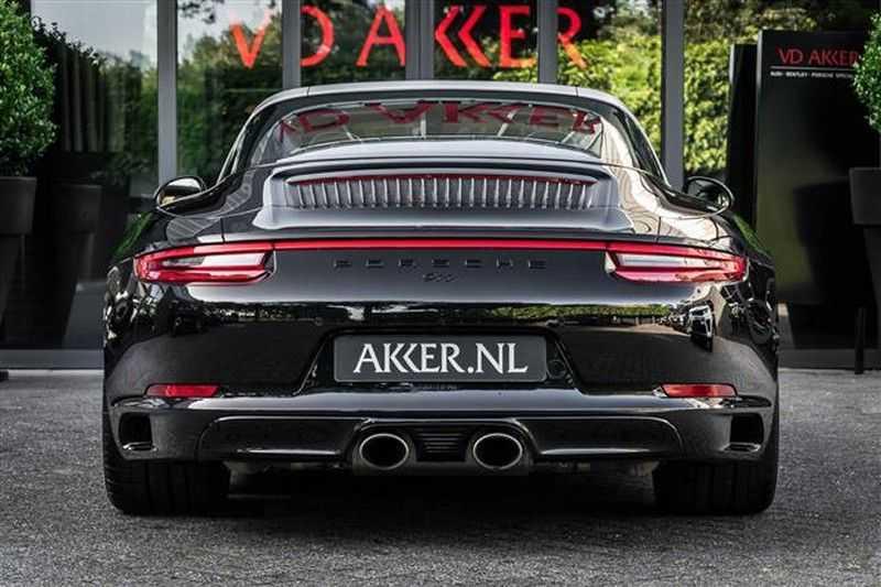 Porsche 911 TARGA 4 SPORT CHRONO+CAMERA+AKRAPOVIC afbeelding 14