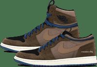 Nike SB Air Jordan 1 High/Low Zip