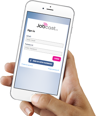 Jobcast is Mobile