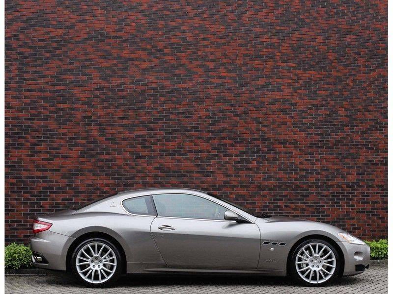 Maserati GranTurismo 4.7 S *Dealer onderhouden*Memory*Vol!* afbeelding 12