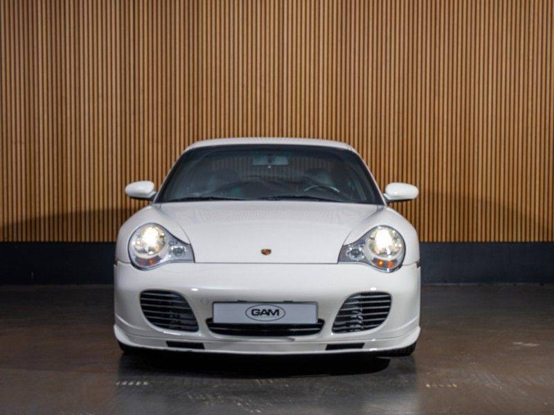 Porsche 911 3.6 COUPE TURBO afbeelding 8
