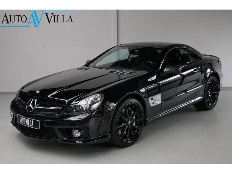 Mercedes-Benz SL-Klasse 63 AMG Performance Package - Carbon afbeelding 1