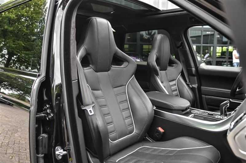 Land Rover Range Rover Sport 5.0 SVR PANO.DAK+CARBON+ACC+HEADUP NP.224K afbeelding 5