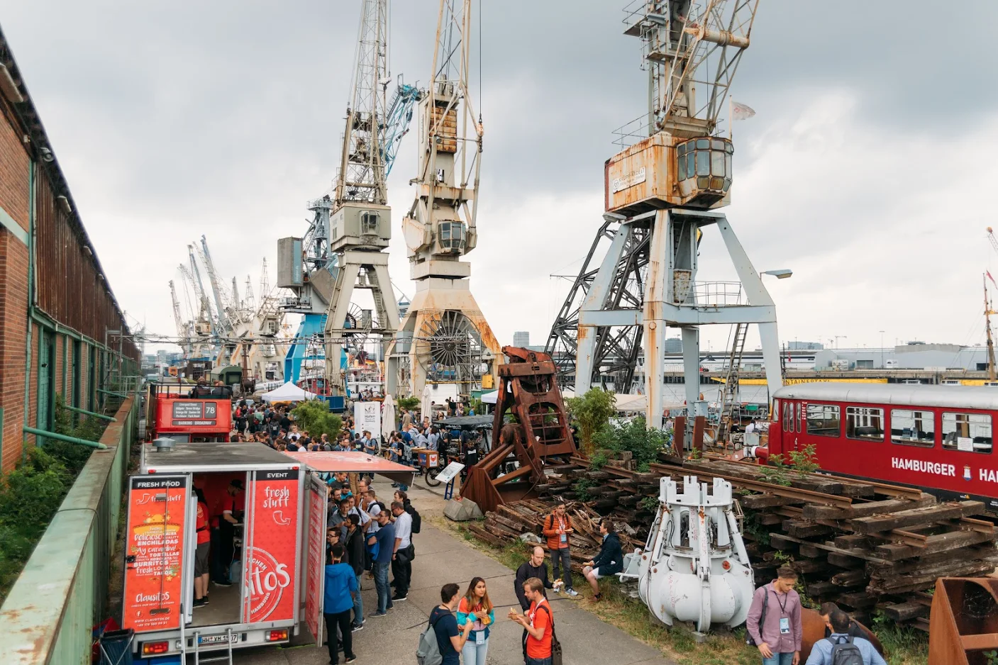 ContainerDays Hamburg Recap: 3 Days Full of Container Craziness front image