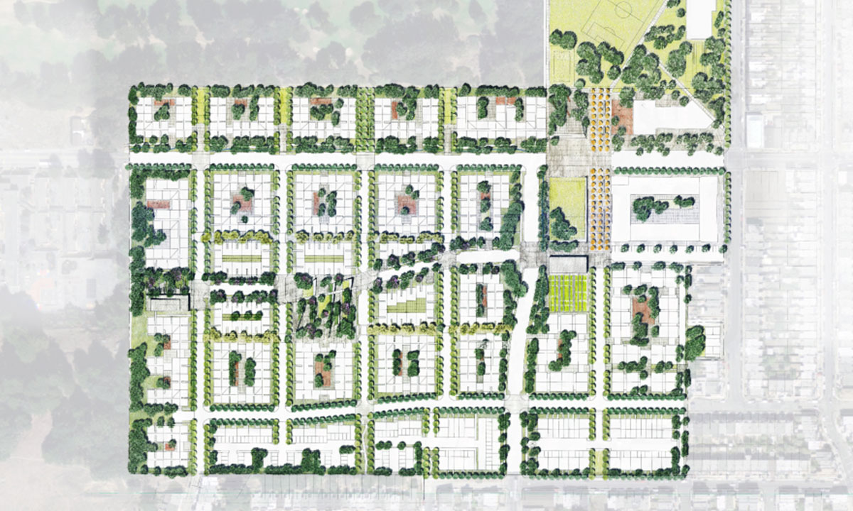 Proposed neighborhood plan