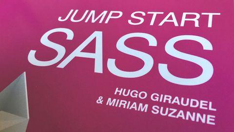 Jump Start Sass, by Miriam Suzanne and Kitty Giraudel