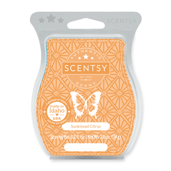 Picture of Sunkissed Citrus Scentsy Bar