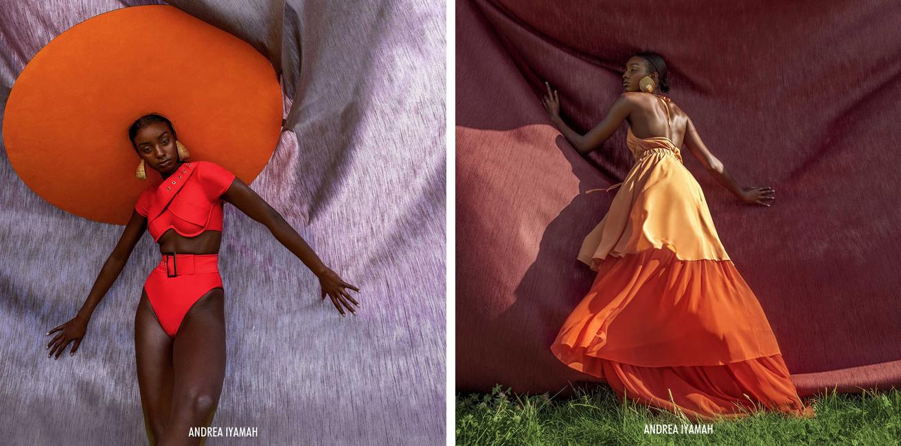 fashion photos from andrea lyamah