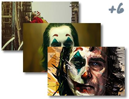 Joker Movie theme pack