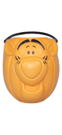 Tigger Pumpkin Pail photo