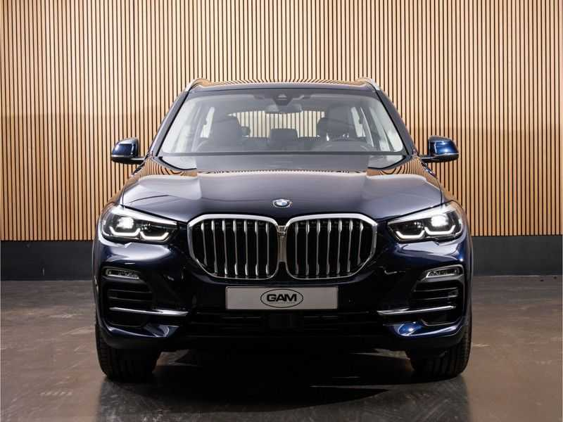 BMW X5 xDrive45e Inc. BTW nieuw afbeelding 8