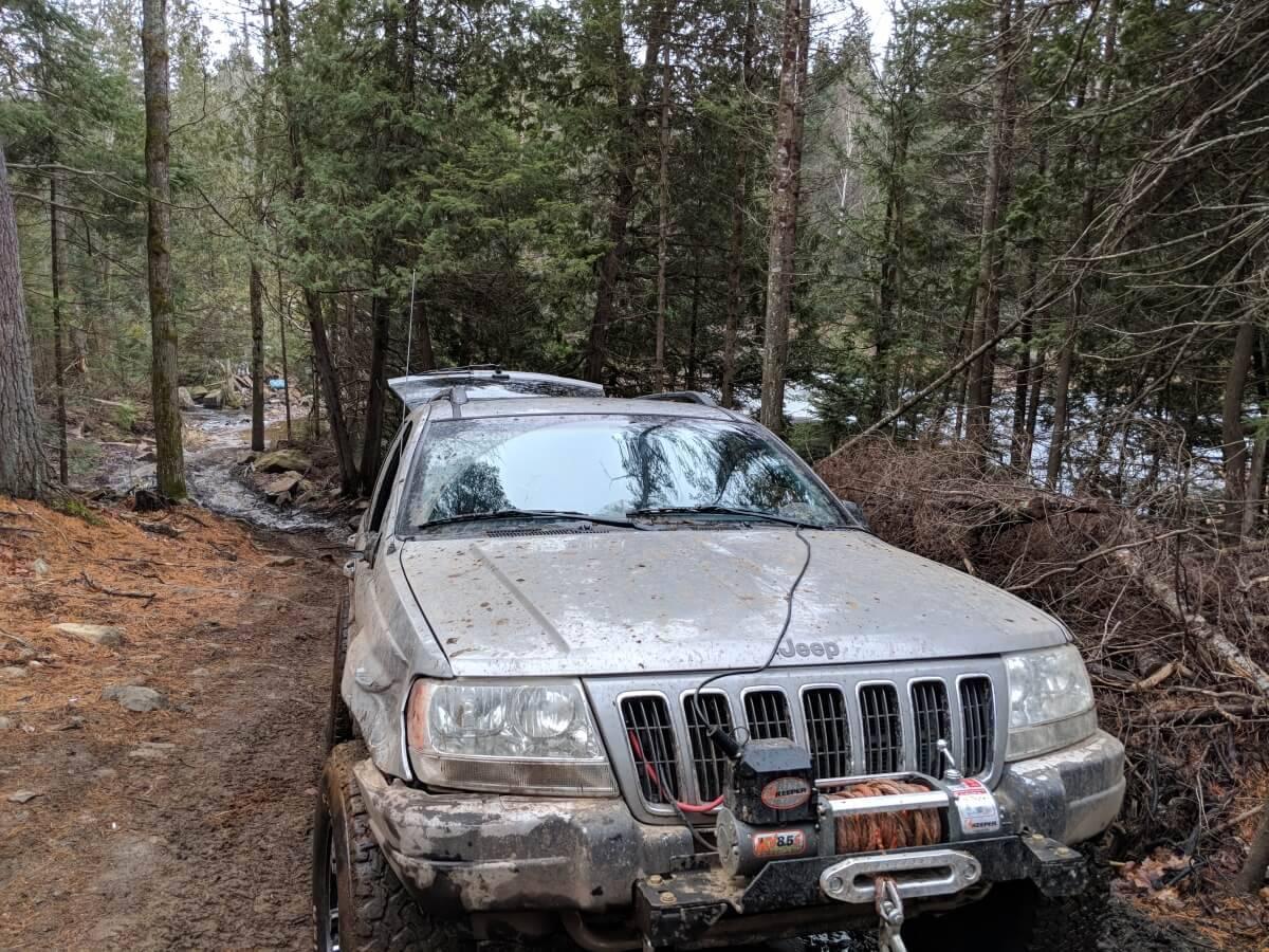 Trail Contstruction