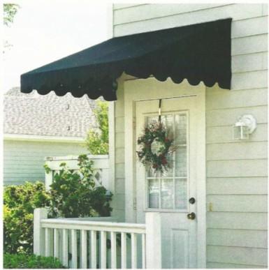 Futureguard Door Canopy Nuimage Fabric Door Awnings In