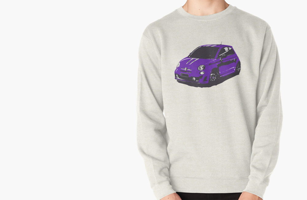 Men Pullover Sweatshirts by thespeedart
