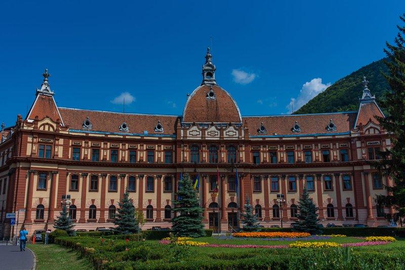 Instituția Prefectului Județul Brașov