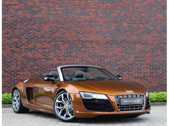 Audi R8 Spyder 5.2 V10 FSI *Magnetic Ride*B&O*Camera*