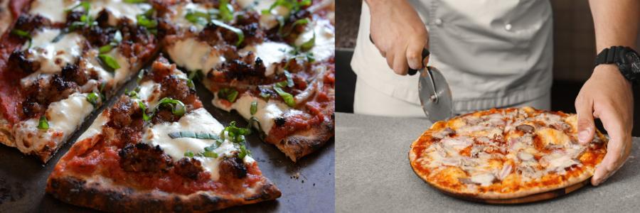 Ooni vs Roccbox vs Bertello Pizza Oven Review - Pizza Image
