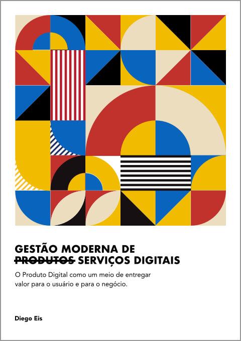 Capa do meu livro Gestão Moderna de Produtos Digitais